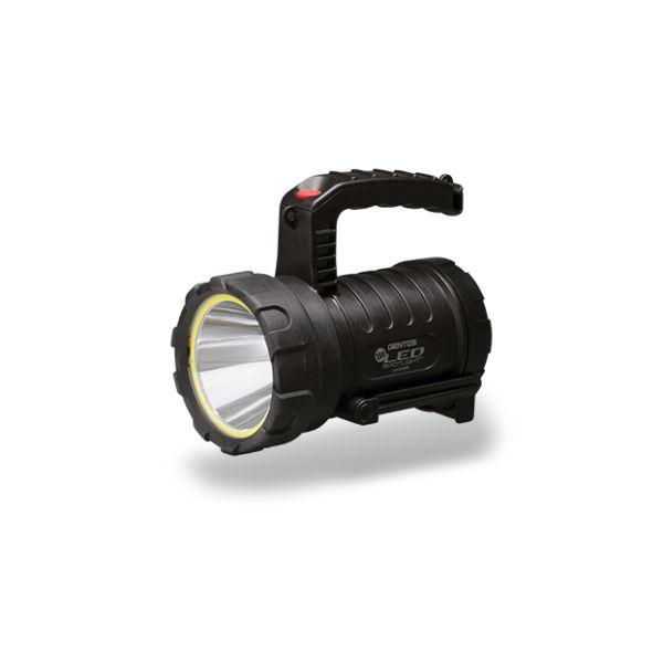 LED ライト 懐中電灯 1900ルーメン USB充電式 給電 防水 LK-500R