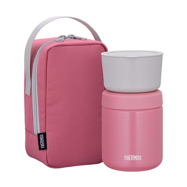 情熱セール サーモス 安い 激安 プチプラ 高品質 ランチジャー バッグ セット 保温 保冷 P 550m 真空断熱スープランチセット JBY-550 お弁当箱
