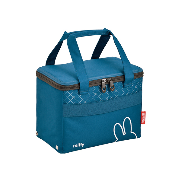 好評受付中 サーモス クーラーバッグ 5L 売店 折りたたみ ミッフィー REZ-005B ソフトクーラー ショッピングバッグ
