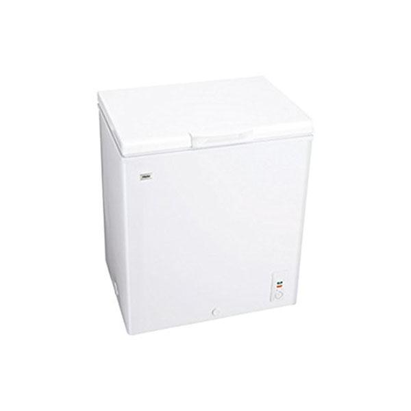 ハイアール 冷凍庫145L 上開き直冷式 JF-NC145F-W