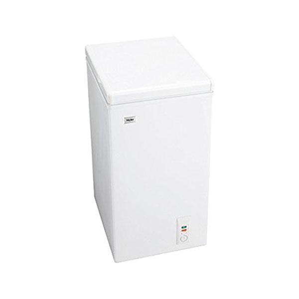 ハイアール 冷凍庫66L 上開き直冷式 JF-NC66F-W