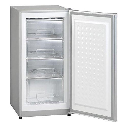 冷凍庫 前開き 冷凍ストッカー 大型 114L スリム 開梱 設置込み