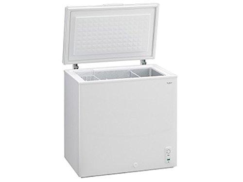 冷凍庫 上開き 冷凍ストッカー 大型 171L スリム 開梱 設置込み