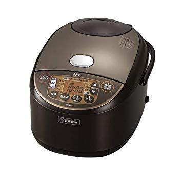 象印 炊飯器 1升 IH炊飯ジャーNP-VI18-TA