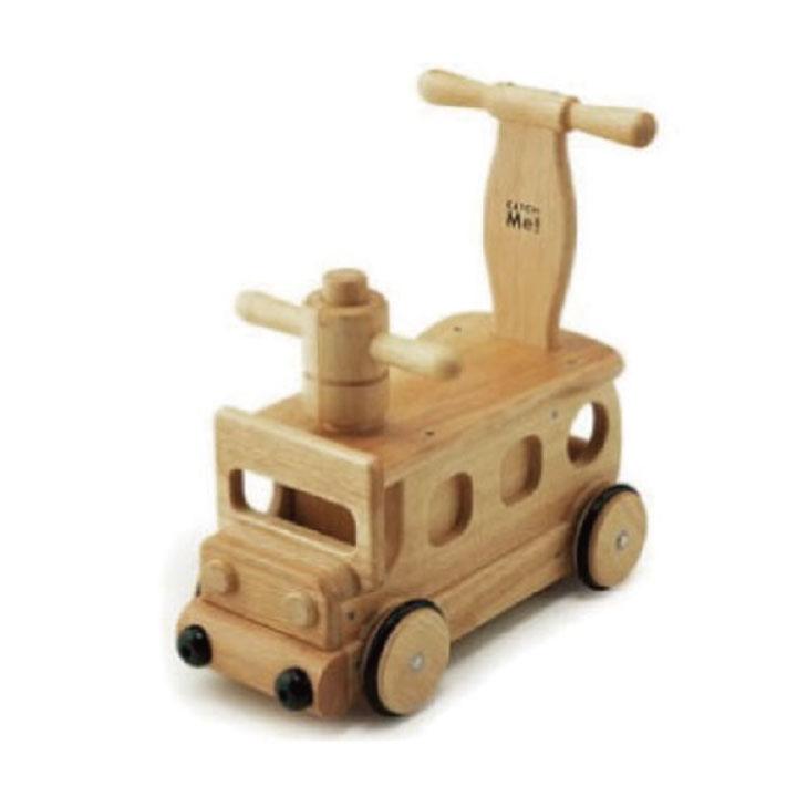 木's 乗用ブーブー 2個セット 天然木 自働車タイプ 押車 よちよち 歩き 子供 幼児 サポート パズル 乗り物 男の子 女の子 室内で 雨の日にも 肌ざわり 気持ち良い 野中 野中製作所 楽しい 手押し 人気 おすすめ 乗用玩具 2個セット
