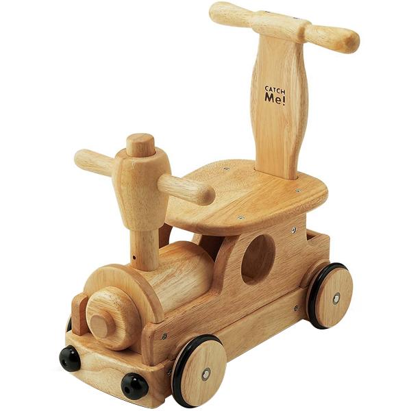1台2役で便利 子供の足けり乗用 宅配便送料無料 木's 乗用ポッポ 乗用玩具 セール 押し車 木製 ワールド 野中製作所 こどもの乗り物 足けり乗用 木'sシリーズ 天然木