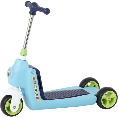 1台2役年齢に合わせて使える へんしん ライダーαブルー スクーター キックボード ランニングバイク ワールド 足けり乗用玩具 野中製作所 着後レビューで 送料無料 子供用 へんしんライダー 出荷