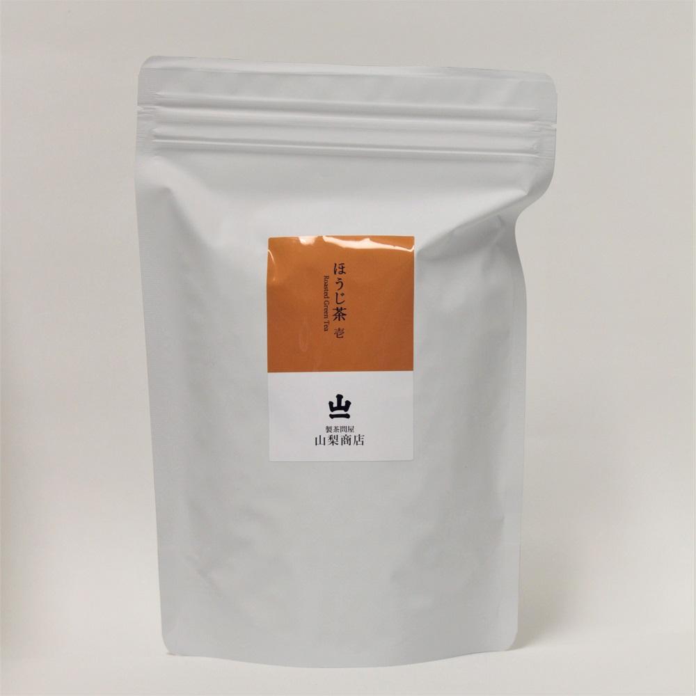 Roasted greentea 厳選素材と製造研究に培われた自慢のほうじ茶 100g 直営限定アウトレット 《壱》リーフ ほうじ茶 物品