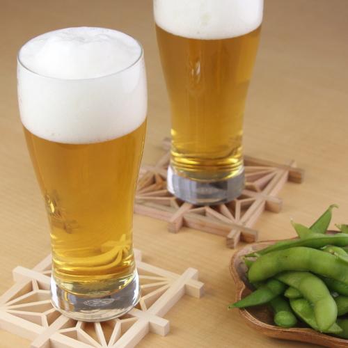 Very very strange trial of craft beer Japan glass