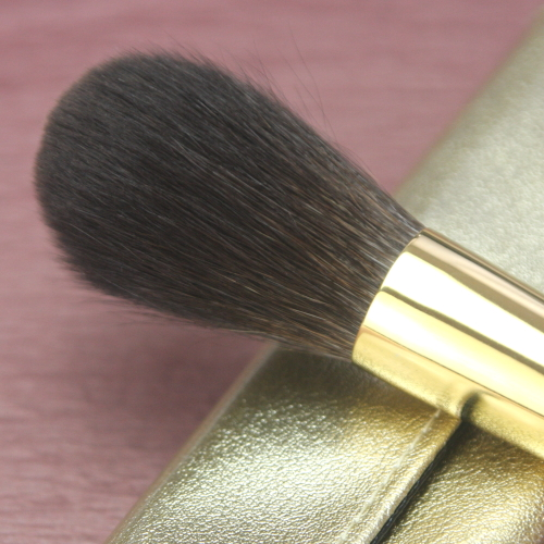Kumano brushes and a better 古堂 (houkodou) make-up brush squirrel's round face brushes (G-F2)