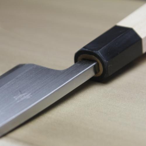 出刃包丁 総火造り 鍛造 八重樫打刃物製作所 宗秋 日本製