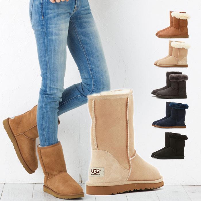 3304da6fcfa UGG mouton boots 15 winter model regular article UGG Australia  アグオーストラリアウィメンズ CLASSIC SHORT (classic short) [5825] lady's ...