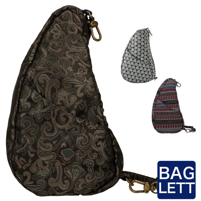 【全品15%オフクーポン】 AmeriBag Healthy Backbag ヘルシーバックバッグ アメリバッグ バッグレット LG BAGLETT MOSAIC SILVE ヘルシーバック ショルダー ボディーバッグ  ショルダーバッグ