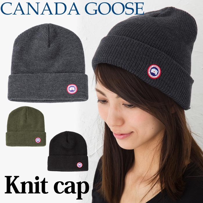 canada goose arctic beanie