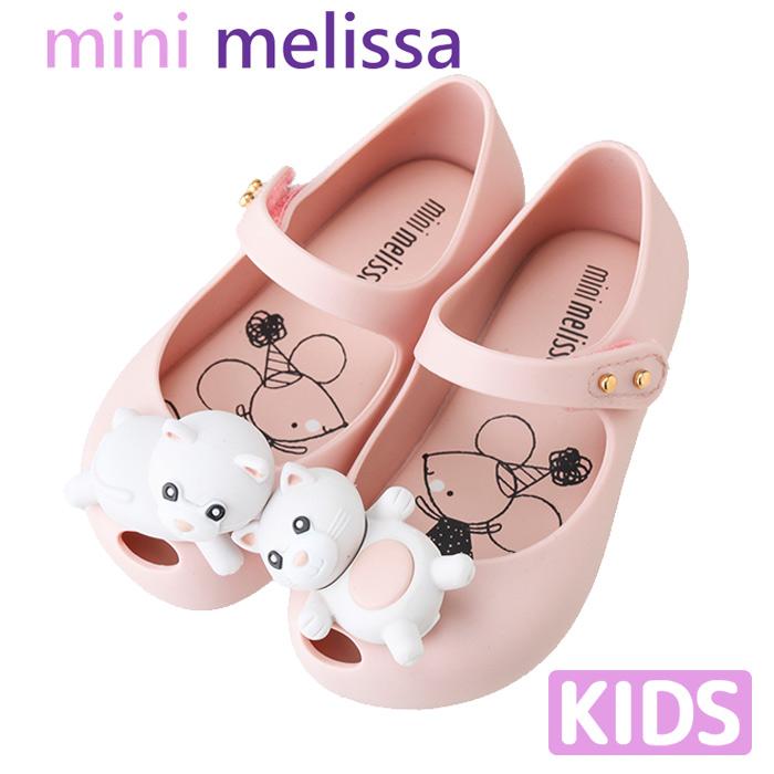 Melissa リッサ ラバーシューズ 靴 キッズ サンダル ウルトラガール ミニ キャット Mini Melissa