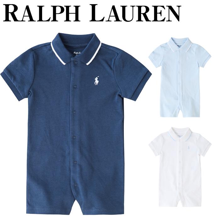 NEW POLO RALPH LAUREN blue short sleeve t shirt baby toddler boys 9m or 18m