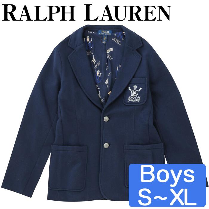 Polo Ralph Lauren ラルフローレン キッズ S-XL ジャケット ブレザー Polo Ralph Lauren TERRY-BLAZER-TP-KNT