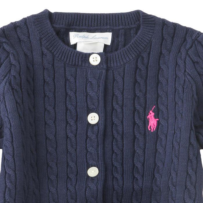 9dc352c85 The BabyStore  Polo Ralph Lauren Ralph Lauren Cardigan kids baby ...