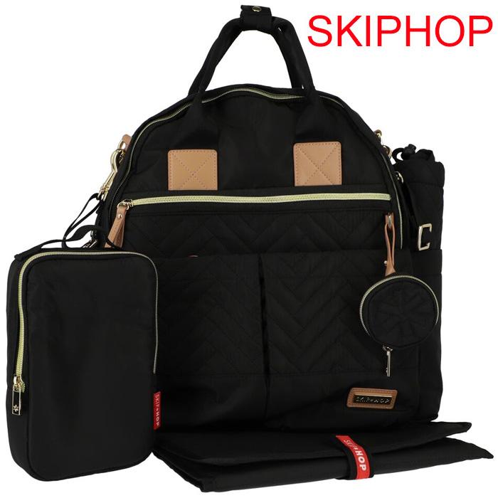 SKIPHOP スキップホップ マザーズバッグ リュック ダイパーバッグ バッグ 6way Suite By Skip Hop 6-In-1 Diaper Backpack Set バックパック マザーバッグ マザーズバッグ ベビーバッグ おむつシート付