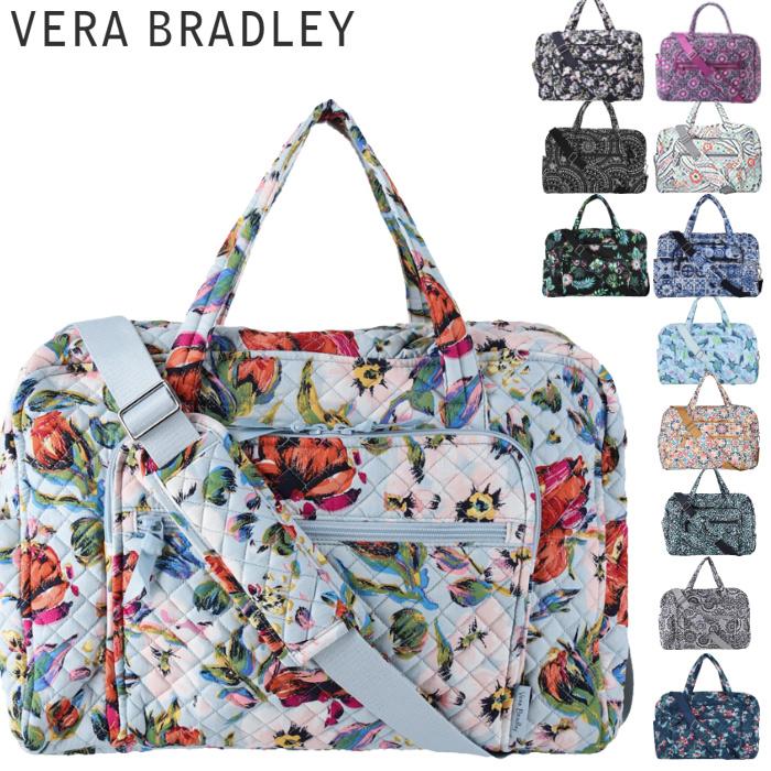 【全品15%オフクーポン】 VERA BRADLEY ヴェラブラッドリー アイコニック ウィークエンダー トラベルバッグ ベラブラッドリー Vera Bradley ショルダーバッグ