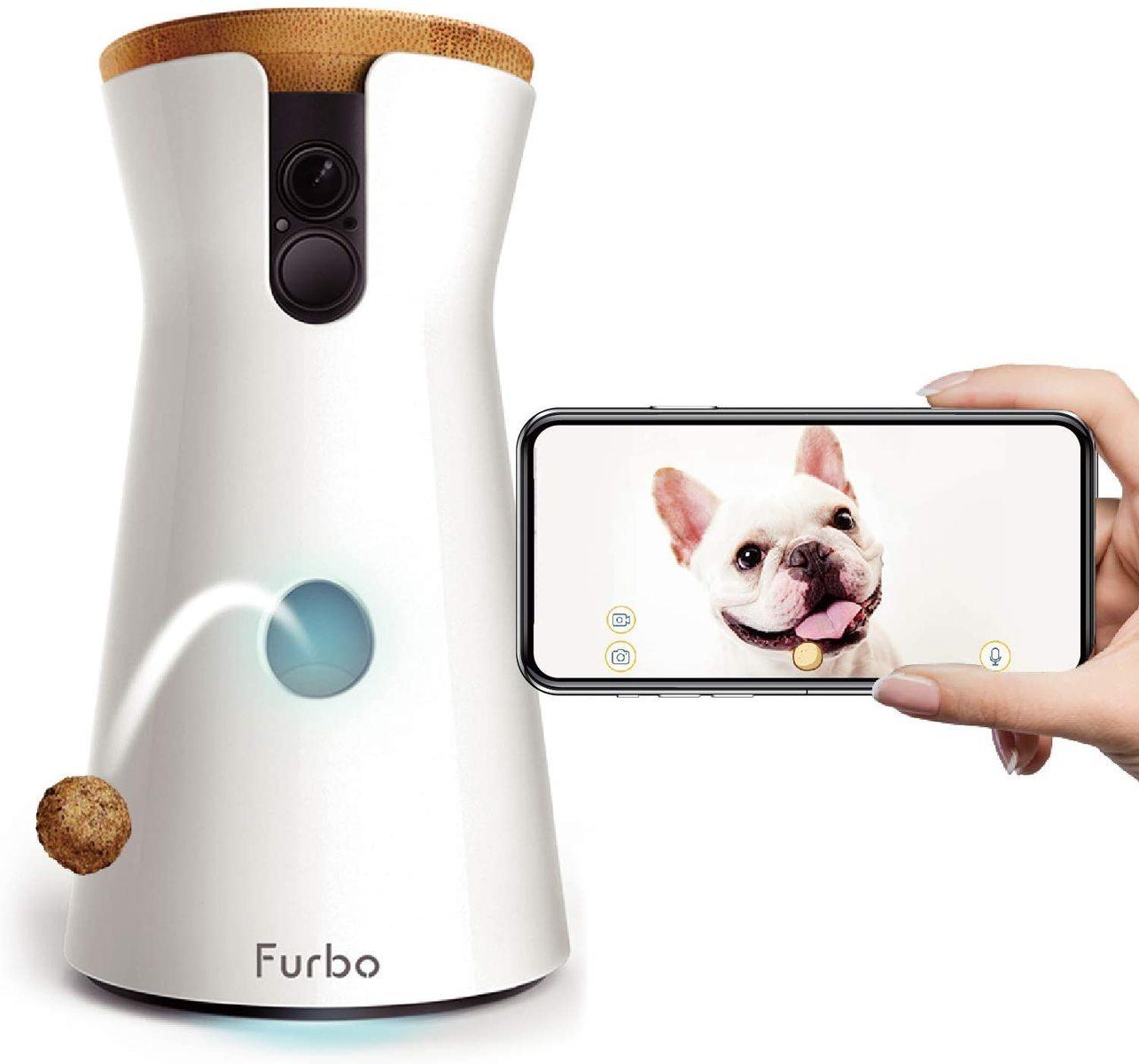 AI搭載 wifi ペットカメラ 犬 留守番 飛び出すおやつ 見守り 双方向会話 スマホ iPhone & Android 対応 アカウント共有 写真 動画 商品名 愛犬 ペット見守り お留守