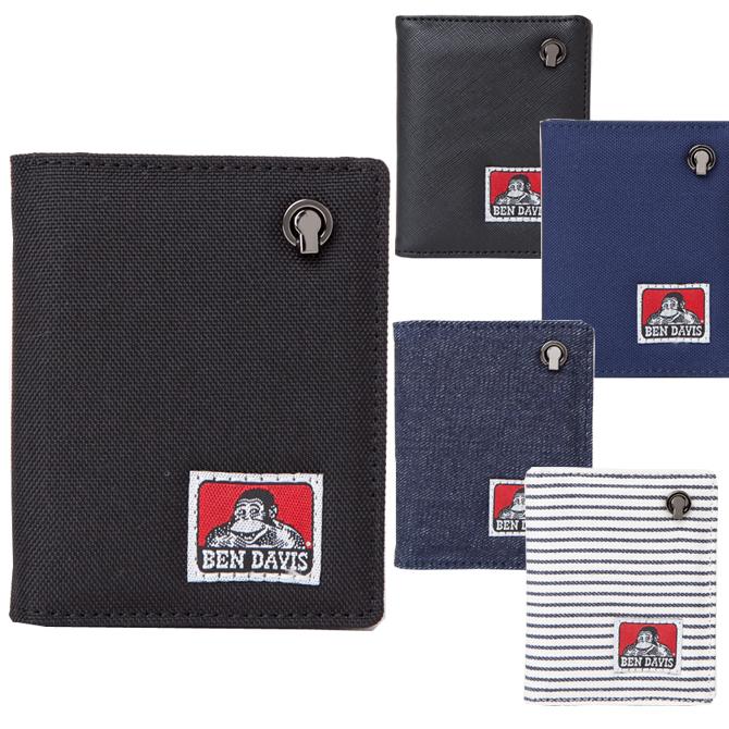 ベンデイビス ◆在庫限り◆ 財布 BEN DAVIS ネコポスでお届け 高品質 男女兼用 カード bdw9055 パスケース ラッピング不可