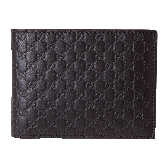 グッチ GUCCI 財布 二つ折り 札入れ 横長 取り外し パスカードケース付き マイクログッチッシマ 333042 bmj1n