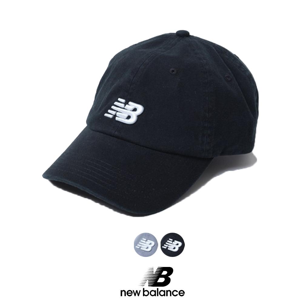 タウンユースでも映える定番のロゴキャップヘリテージ感を演出した6パネルキャップ New Balance NB ニューバランス 6パネルカーブドブリムNBクラシックハット LAH91014 3D刺繍 ロゴキャップ 日本正規品 全国一律送料無料 定番 帽子 CAP