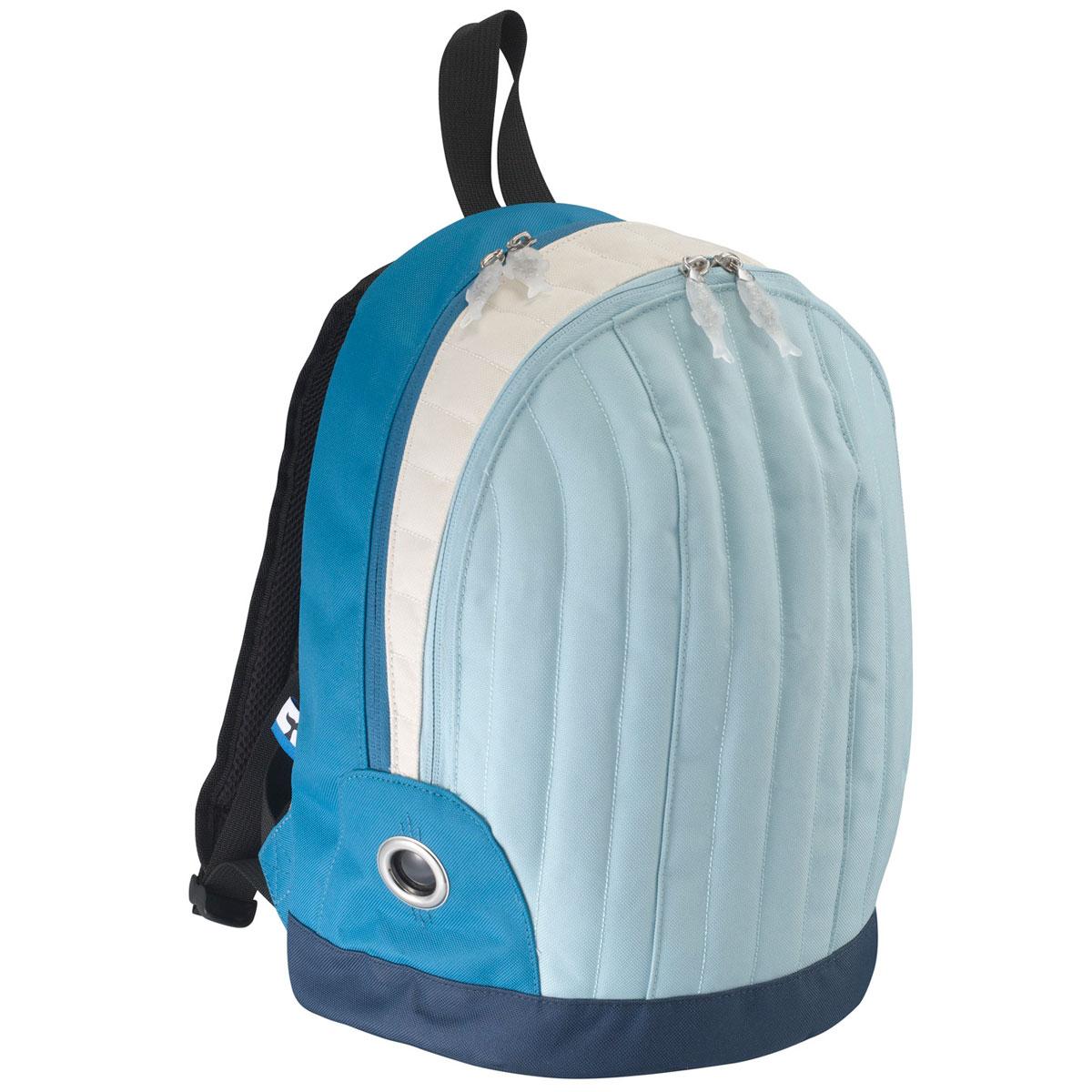 リュック MORN CREATIONS シロナガス バックパック Mサイズ モーンクリエイションズ クジラ リュックサック ブルー