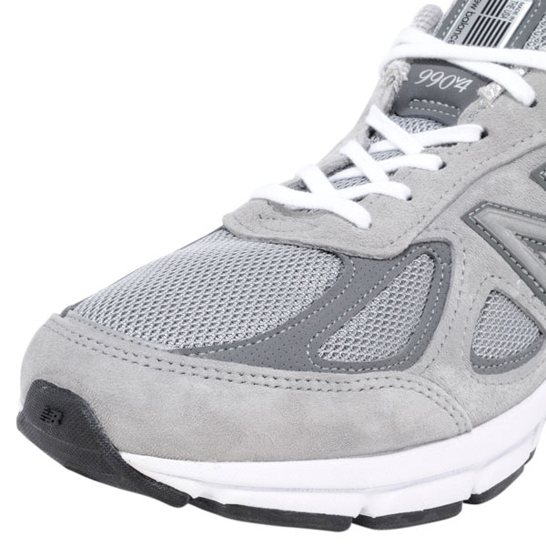 (New Balance) a product made in well established American casual shop the back drop running high technology sneakers United States of M990 GL4 (gray)