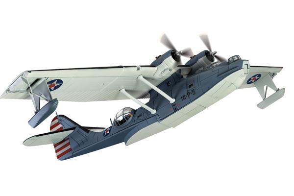 スタンド付属 飛行姿勢/駐機姿勢 選択展示可能  コーギー 1/72 PBY5A カタリナ パールハーバー 80周年記念 (AA36112)【予約:2021年12月以降発売予定】通販 プレゼント 飛行機 航空機 完成品 模型