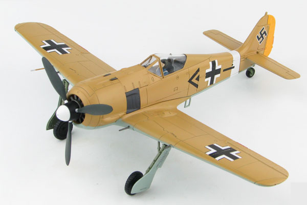 ホビーマスター 1/48 Fw190A-4 フォッケウルフ