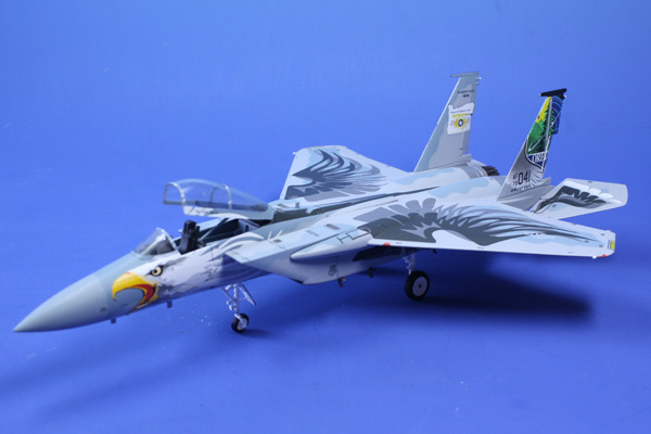 JCW 1/72 F-15C アメリカ空軍 第173航空団 オレゴンANG 75周年記念塗装 2016 (JCW-72-F15-003)
