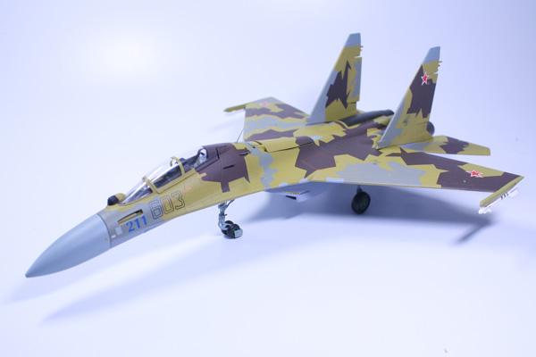 JCW 1/72 SU-30MK ロシア空軍 #603 1994 (JCW-72-SU30-001)