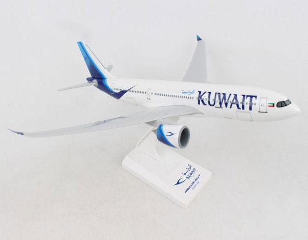 SKYMARKS 1/200 クウェート航空 A330-800neo (SKR1018) 通販 プレゼント 飛行機 航空機 半完成品 模型