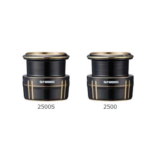 DAIWA ダイワ スポーツライフプラネッツ SLPW EX ブラック LT2500 新品未使用正規品 期間限定 2500S スプール