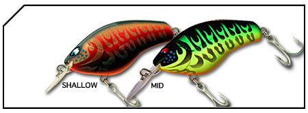 DUEL and duel short tail long cast 66 mid