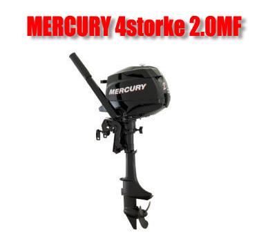 【取り寄せ商品】MERCURY マーキュリー 船外機 4ストローク 2馬力 2MF【 エンジン 】