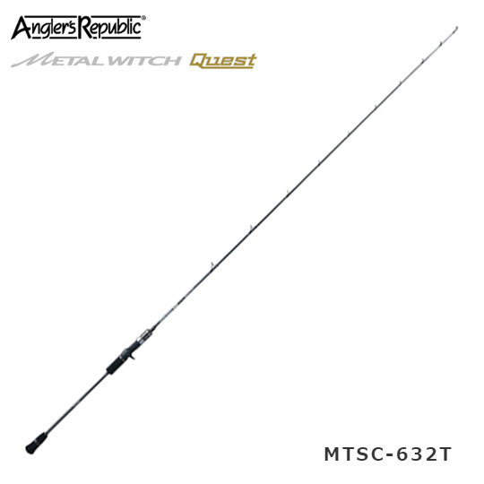 アングラーズリパブリック メタルウィッチクエスト MTSC-632T タチウオ