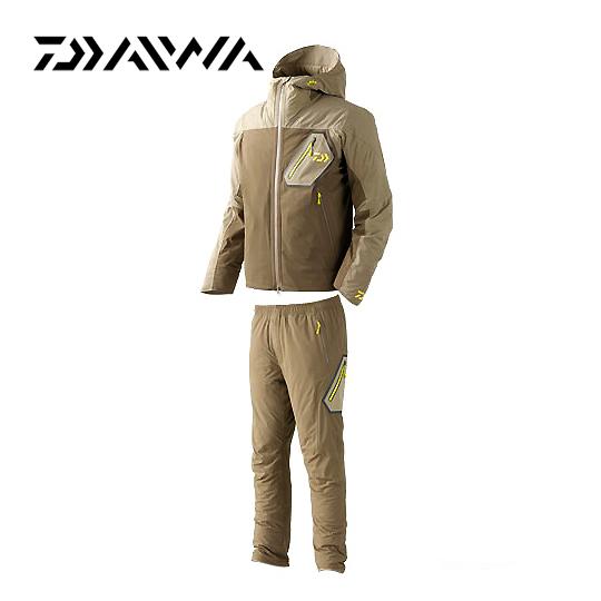 【在庫限り60%OFF】 ダイワ パーテックス シールドフルキャスト ウィンタースーツ DW-2003  DAIWA【送料無料】