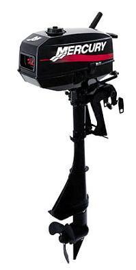 【取り寄せ商品】MERCURY/マーキュリー 船外機/2ストローク 2馬力 2M【お買上金額に関わらず別途送料5400円】