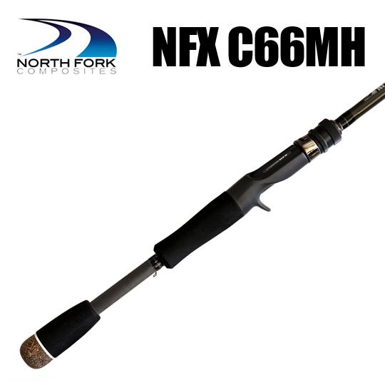 ノースフォークコンポジット NFX C66MH NorthForkComposites  【送料無料】