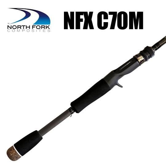 ノースフォークコンポジット NFX C70M NorthForkComposites