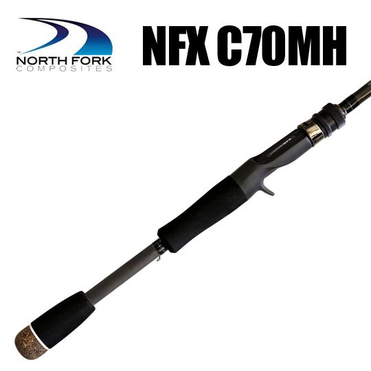 ノースフォークコンポジット NFX C70MH NorthForkComposites  【送料無料】