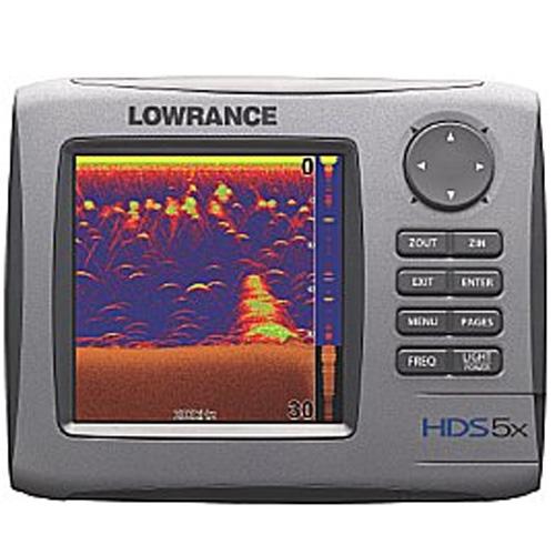 【取り寄せ商品】LOWRANCE ローランス HDS-5X Gen2 振動子別売り  正規品 日本語版