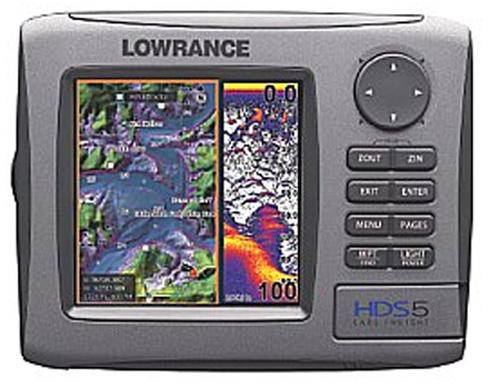 【取り寄せ商品】LOWRANCE ローランス HDS-5 Gen2 振動子別売り 正規品 日本語版