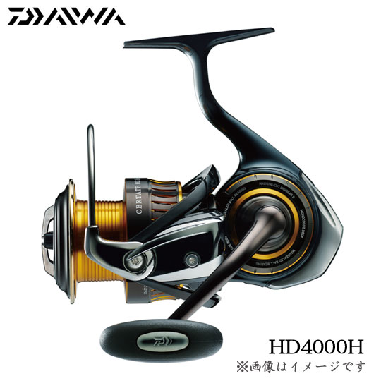 DAIWA ダイワ 16 セルテート HD 4000H DAIWA  16 CERTATE