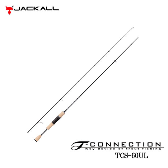 ジャッカル Tコネクション TCS-60UL JACKALL T-CONNECTION