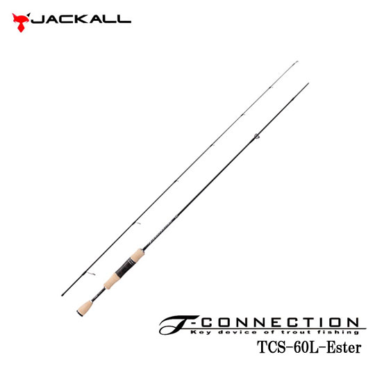 ジャッカル Tコネクション TCS-60L-Ester JACKALL T-CONNECTION