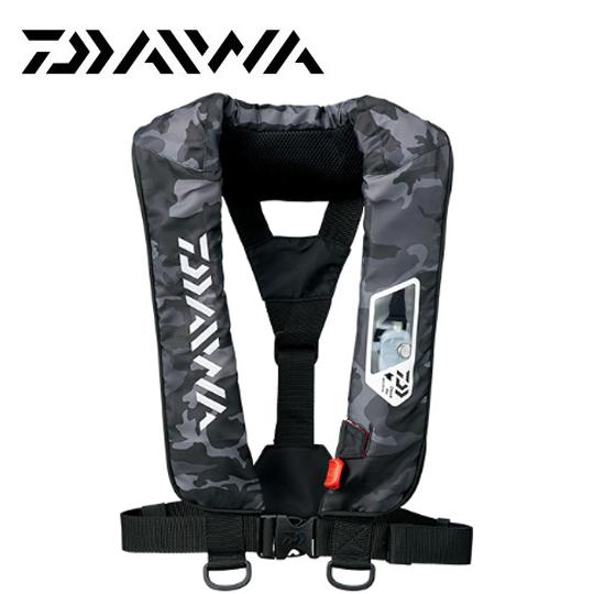 ダイワ オートインフレータブルライフジャケット DF-2007 DAIWA 【桜マーク Aタイプ】【2】